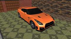 Nissan GT-R 35 Restyling