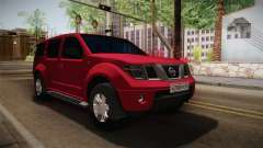 Nissan Pathfinder for GTA San Andreas