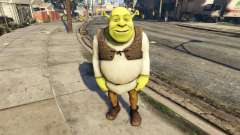 Shrek 1.0 for GTA 5