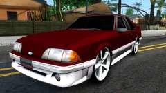 Ford Mustang 1993 for GTA San Andreas