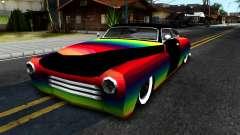 LOW Hermes for GTA San Andreas