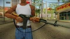 AK47 with strap