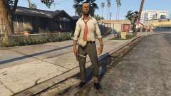 Left4Dead 1 Louis for GTA 5