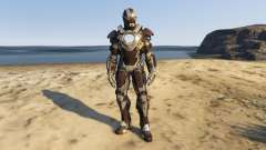 Iron Man Mark 24 Tank for GTA 5