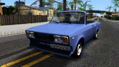 VAZ 2105 V2 convertible for GTA San Andreas
