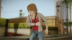 Life Is Strange - Max Caulfield Red Shirt v1 for GTA San Andreas