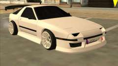 Mazda RX-7 DRIFT JDM for GTA San Andreas
