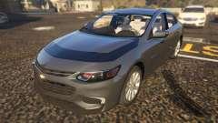 Chevrolet Malibu 2017 for GTA 5