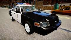 Ford Crown Victoria LAPD
