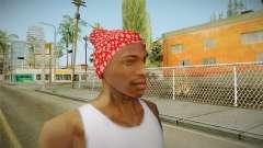 Christmas hat for GTA San Andreas