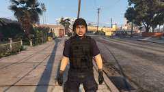 SWAT LSPD for GTA 5