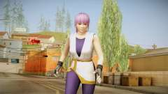 Dead Or Alive 5 - Ayane KOF DLC Costume for GTA San Andreas