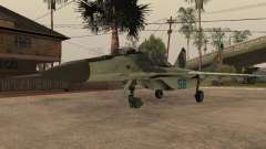 MIG-29 Armenian for GTA San Andreas