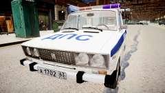 VAZ 2106 DPS for GTA 4