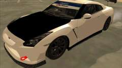 Nissan GT-R Drift JDM for GTA San Andreas