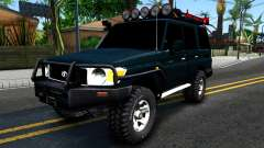 Toyota Land Cruiser 70 Off-Road V1.0 for GTA San Andreas