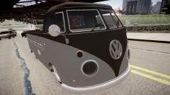 Volkswagen Kombi Tipo 2 Rod Cabine Simples