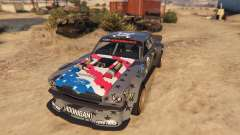 Ford Mustang RTR Hoonicorn V2 1965 for GTA 5