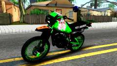 Yamaha DT 175 for GTA San Andreas