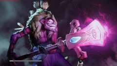 Loading screens of DOTA 2
