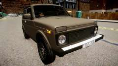 "VAZ 2121 ""Niva"" Aze Style for GTA 4"