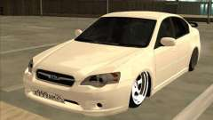 Subaru Legacy white for GTA San Andreas