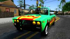 "VAZ 2106 ""Shaherizada"" for GTA San Andreas"