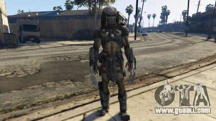 Predator 1.0 for GTA 5