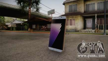 Galaxy Note 7 Grenade for GTA San Andreas