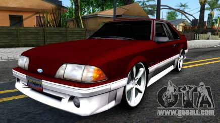 Ford Mustang 1993 for GTA San Andreas