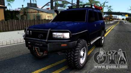 Toyota Land Cruiser 80 for GTA San Andreas