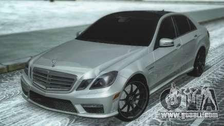 Mercedes-Benz E63 W212 V1.2 for GTA San Andreas