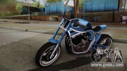GTA 5 Shitzu Defiler for GTA San Andreas