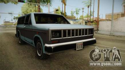 Bobcat XL for GTA San Andreas