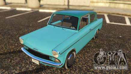 Ford Anglia 1959 from Harry Potter for GTA 5