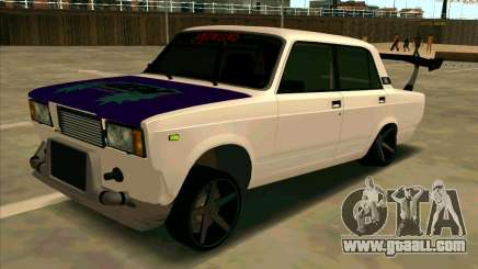VAZ-2107 Azelow for GTA San Andreas