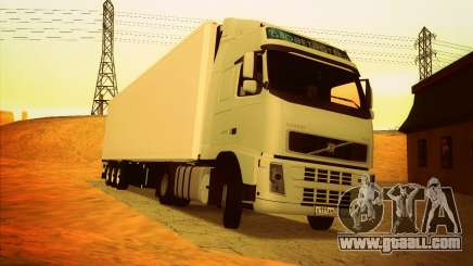 VOLVO FH 12 440 v1 for GTA San Andreas