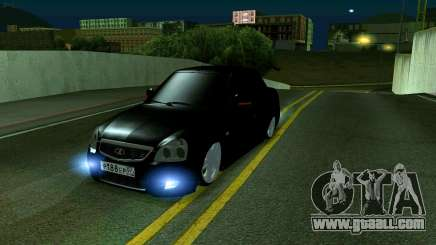 Priora 07 for GTA San Andreas