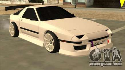 Nissan RX-7 DRIFT JDM for GTA San Andreas
