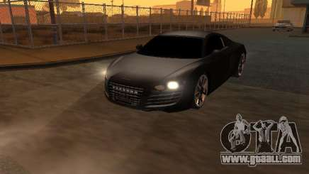 Audi R8 Armenian for GTA San Andreas