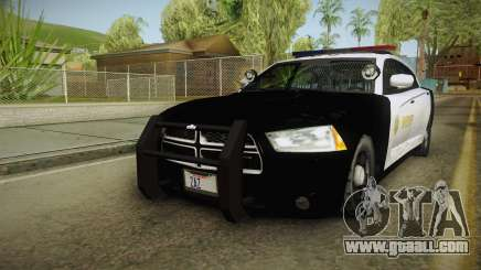 Dodge Charger Sheriff for GTA San Andreas