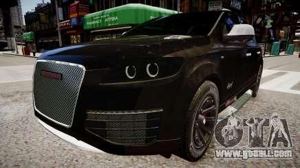 Audi Q7 CTI for GTA 4