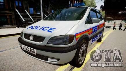 Metropolitan Police 2002 IRV for GTA 4