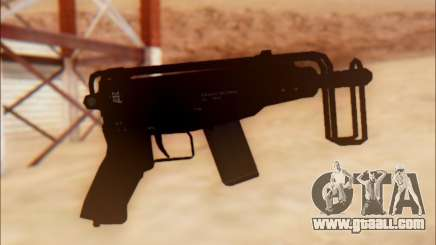 GTA 5 Hawk & Little Mini SMG for GTA San Andreas