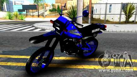 Yamaha DT 125 for GTA San Andreas