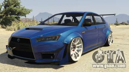 Karin Kuruma Race Spec for GTA 5