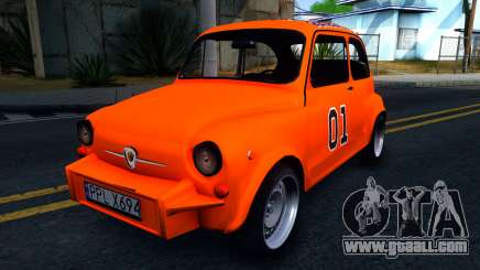 Zastava 850 Abarth General Lee for GTA San Andreas