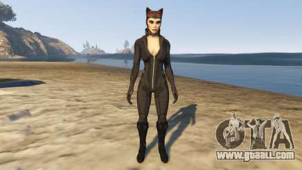 Catwoman for GTA 5