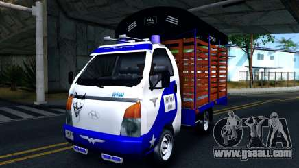 Hyundai H100 for GTA San Andreas