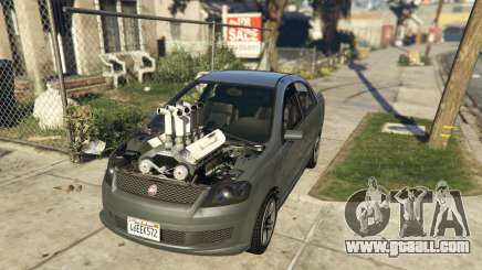 Asea V8 Mod for GTA 5